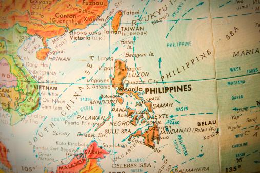世界の風景(地域別)「旅行の世界中のシリーズ-フィリピン」:スマホ壁紙(9)