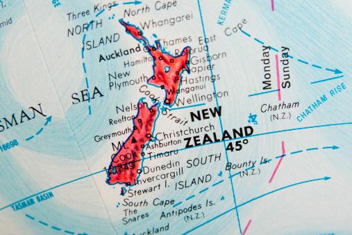 Southern Alps - New Zealand「Travel The Globe Series - New Zealand」:スマホ壁紙(11)