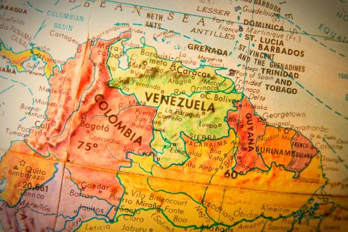 世界の風景(地域別)「旅行の世界中のシリーズ-ベネズエラ、コロンビア、ガイアナ」:スマホ壁紙(16)