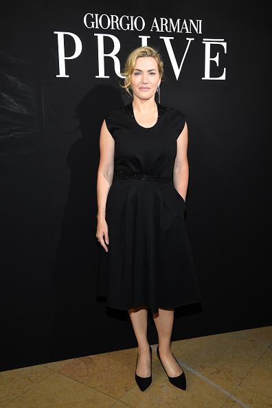 Giorgio Armani Prive「Giorgio Armani Prive : Front Row - Paris Fashion Week - Haute Couture Fall/Winter 2017-2018」:写真・画像(19)[壁紙.com]