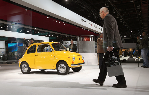 Scott Olson「Detroit Auto Show Previews Newest Car Models From Around The World」:写真・画像(19)[壁紙.com]