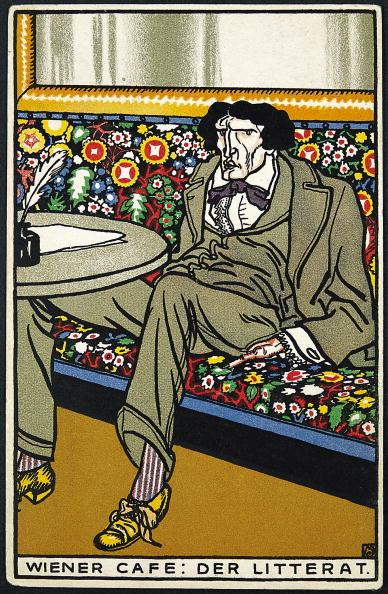 Bench「Wiener Werkstaette-Postkarte No. 532」:写真・画像(10)[壁紙.com]