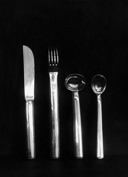 Wiener Werkstaette Style「Silverware for the Cabaret Fledermaus...」:写真・画像(10)[壁紙.com]