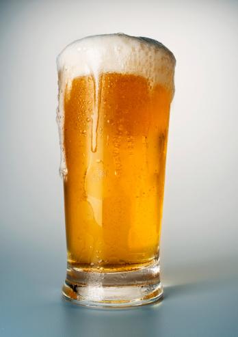 豊富「Beer in glass」:スマホ壁紙(11)