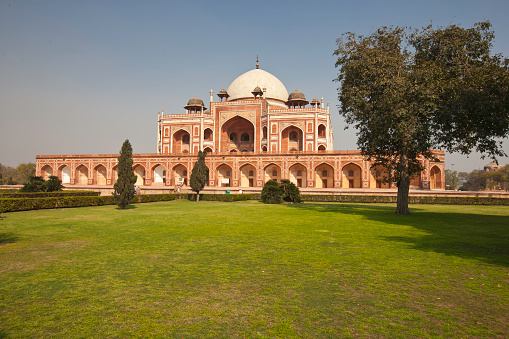 Iranian Culture「Humayun's Tomb, a Mughal garden tomb, monument, and mosque, A UNESCO World Heritage Site」:スマホ壁紙(9)