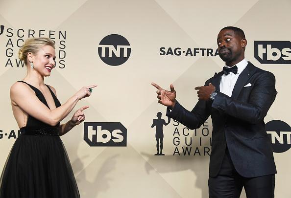 Emcee「24th Annual Screen Actors Guild Awards - Press Room」:写真・画像(18)[壁紙.com]