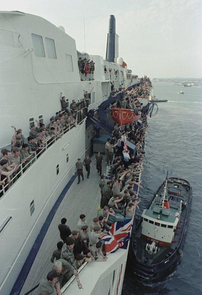 Passenger Craft「Falklands War」:写真・画像(3)[壁紙.com]