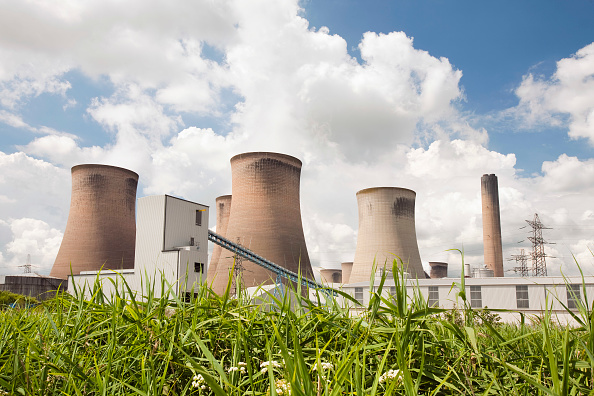 Ferry「Fiddlers Ferry coal fired power station near Warrington, UK」:写真・画像(3)[壁紙.com]