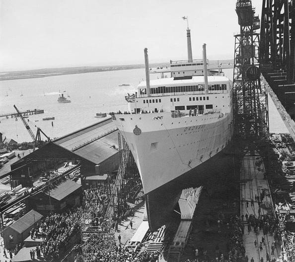 Passenger Craft「SS Oronsay」:写真・画像(1)[壁紙.com]