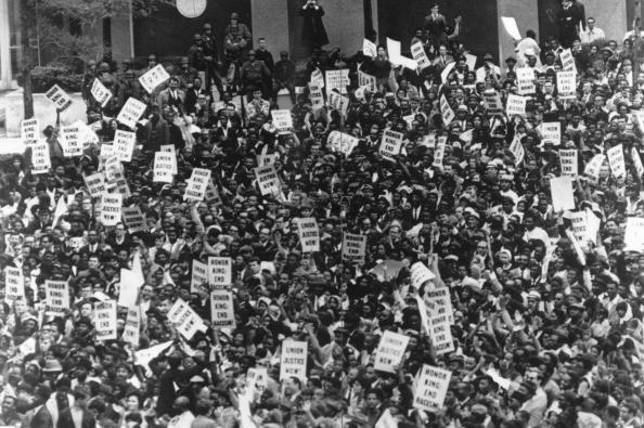 Assassination「Luther King's Funeral」:写真・画像(6)[壁紙.com]