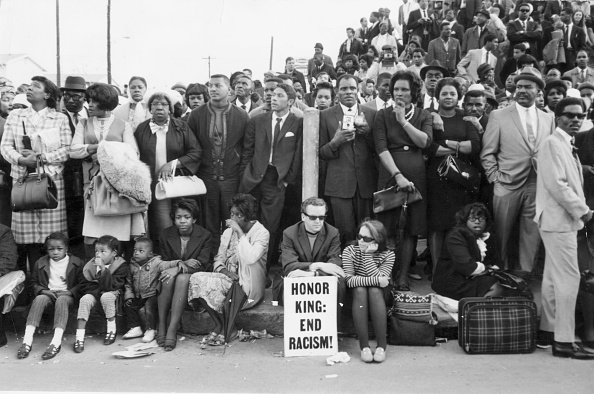 Human Rights「Luther King Mourners」:写真・画像(4)[壁紙.com]