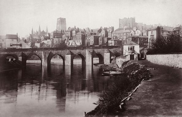 1900-1909「Elvet Bridge」:写真・画像(1)[壁紙.com]
