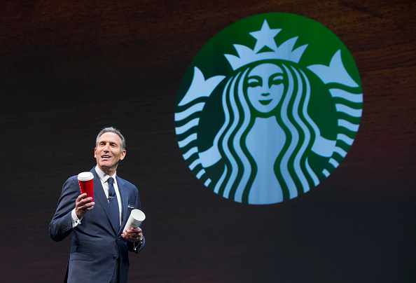 Holiday - Event「Starbucks Holds Annual Shareholders Meeting」:写真・画像(15)[壁紙.com]