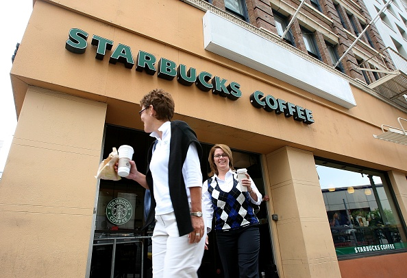 Financial Figures「Starbucks Raises Prices For Second Time In A Year」:写真・画像(16)[壁紙.com]