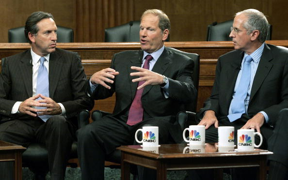 Cable Television「CEO's Attend Summit On Costs Of Health Insurance For Workers」:写真・画像(5)[壁紙.com]