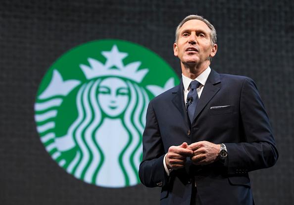 One Person「Starbucks Holds Annual Shareholders Meeting」:写真・画像(15)[壁紙.com]