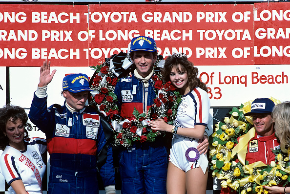 Grand Prix Motor Racing「John Watson,Niki Lauda, Rene Arnoux, Grand Prix Of The United States West」:写真・画像(12)[壁紙.com]