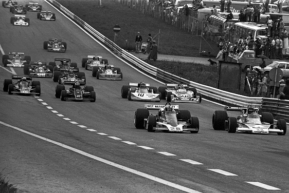 Austria「John Watson, James Hunt, Grand Prix Of Austria」:写真・画像(0)[壁紙.com]