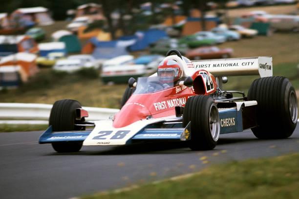 モータースポーツ「John Watson, Grand Prix Of Austria」:写真・画像(9)[壁紙.com]