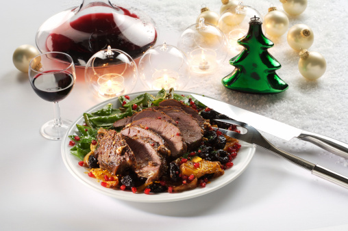 Decanter「Roasted Christmas lamb」:スマホ壁紙(17)