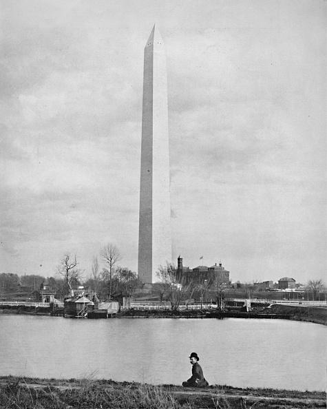 Architectural Feature「Washington Monument」:写真・画像(3)[壁紙.com]