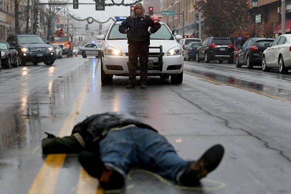 Missouri「Tense Ferguson, Missouri Awaits Grand Jury Findings In Shooting Of Michael Brown」:写真・画像(19)[壁紙.com]