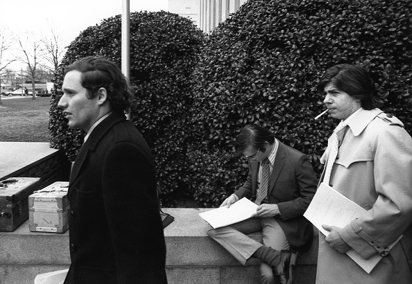 The Washington Post「Woodward and Bernstein cover the Watergate Scandal」:写真・画像(15)[壁紙.com]