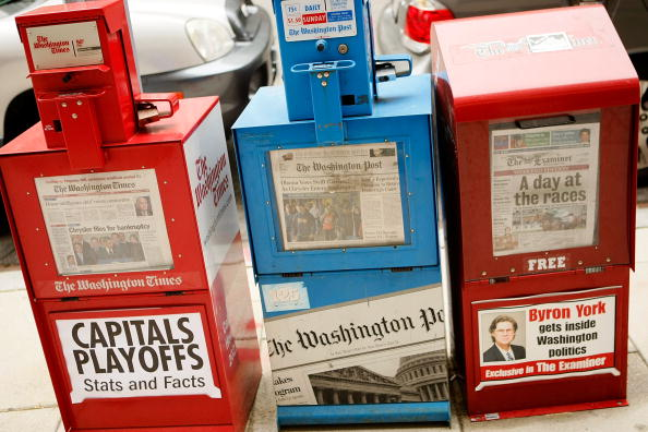 The Washington Post「Washington Post Announces First Quarter Profits」:写真・画像(9)[壁紙.com]