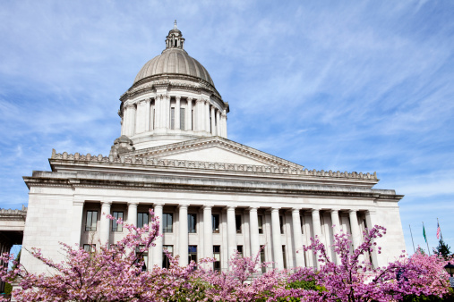 Olympia - Washington State「Washington State Capitol Building」:スマホ壁紙(12)