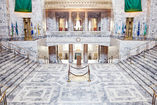 Olympia - Washington State「Washington State Capitol Building」:スマホ壁紙(4)