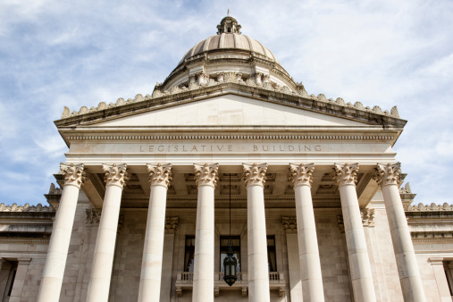 Olympia - Washington State「Washington State Capitol Building」:スマホ壁紙(15)