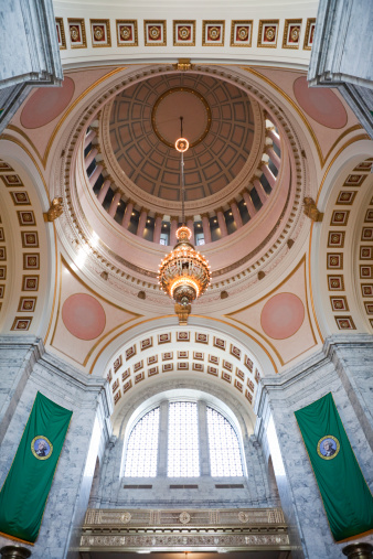 Olympia - Washington State「Washington State Capitol Building」:スマホ壁紙(10)