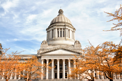 Olympia - Washington State「Washington State Capitol Building」:スマホ壁紙(5)