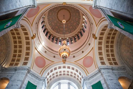 Olympia - Washington State「Washington State Capitol Building」:スマホ壁紙(8)