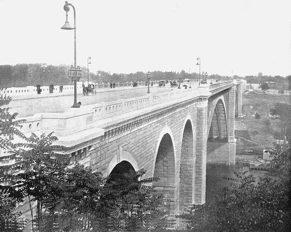Architectural Feature「Washington Bridge」:写真・画像(18)[壁紙.com]