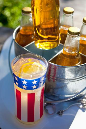 Lemon Soda「July 4'th, Beer and Lemonade」:スマホ壁紙(0)
