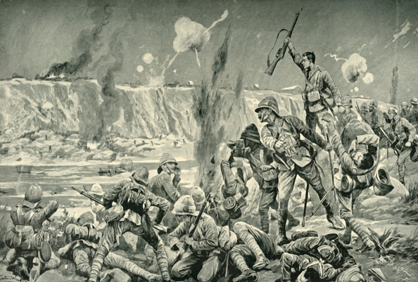 Physical Geography「Paardeberg: The Assault On Cronjes Position (」:写真・画像(16)[壁紙.com]
