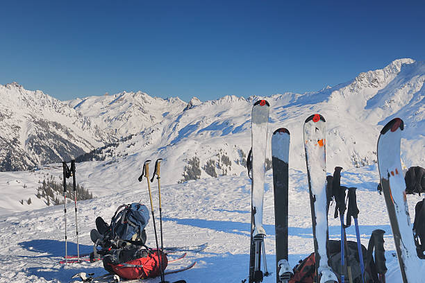 Skiing region Sonnenkopf:スマホ壁紙(壁紙.com)