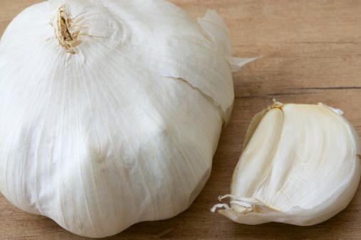 Garlic Clove「Knoblauch - Garlic」:スマホ壁紙(8)