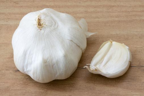 Garlic Clove「Knoblauch - Garlic」:スマホ壁紙(7)