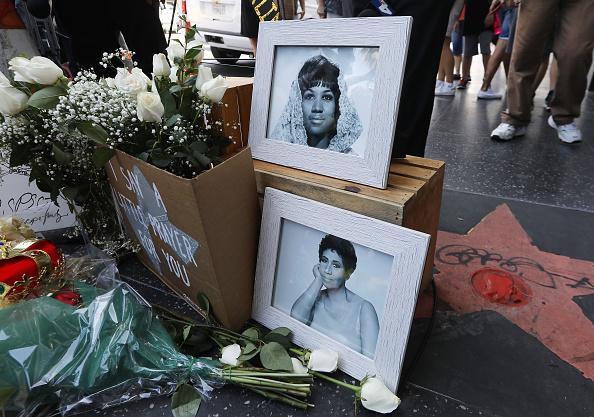 ヒューマンインタレスト「Soul Music Icon Aretha Franklin Dies At Age 76」:写真・画像(8)[壁紙.com]