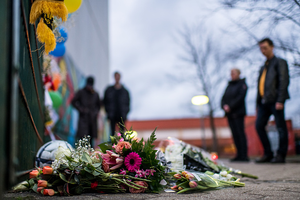 Mourning「Teenager Murders Fellow Classmate At School In Germany」:写真・画像(2)[壁紙.com]