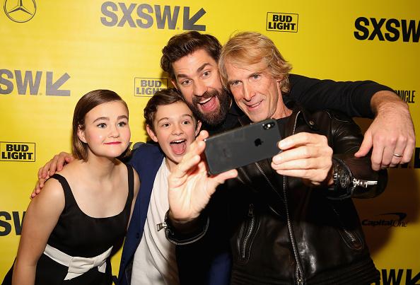 映画監督「'A Quiet Place' Opening Night Screening & World Premiere at the 2018 SXSW Film Festival」:写真・画像(8)[壁紙.com]