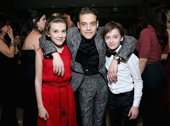 Noah Schnapp「The Weinstein Company & Netflix's 2017 SAG After Party in partnership with Absolut Elyx」:写真・画像(9)[壁紙.com]