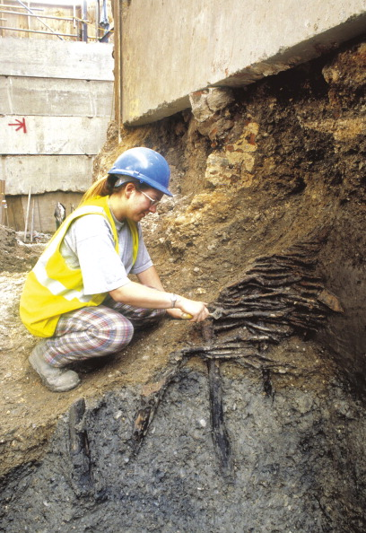 Archaeology「Excavations In The City Of London」:写真・画像(6)[壁紙.com]