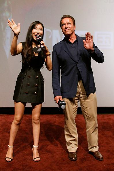 Kevin Lee「Terminator Genisys China Tour - Event Screening」:写真・画像(15)[壁紙.com]