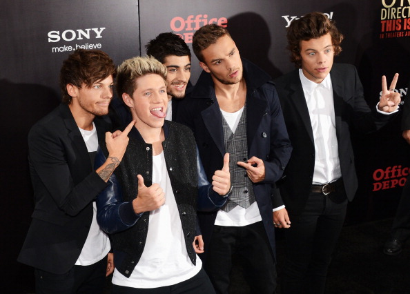 "Larry Harry「""One Direction: This Is Us"" New York Premiere - Red Carpet」:写真・画像(4)[壁紙.com]"