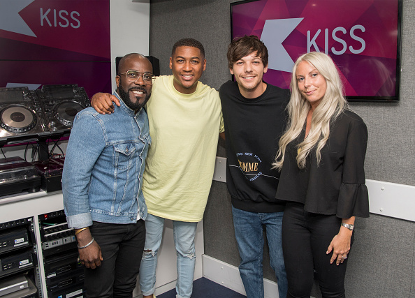 Presenter「Louis Tomlinson At KISS FM」:写真・画像(13)[壁紙.com]