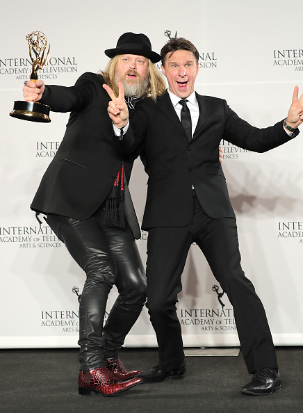 Neilson Barnard「44th International Emmy Awards - Press Room」:写真・画像(0)[壁紙.com]