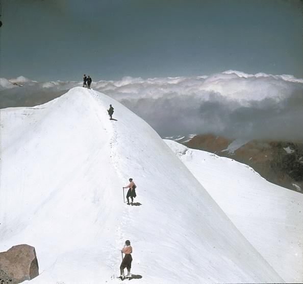 European Alps「Schwarzenstein in the Zillertal Alps」:写真・画像(15)[壁紙.com]